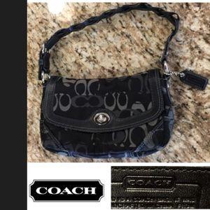 Signature Coach Handbag